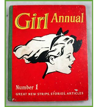 Girl Annual Number  1