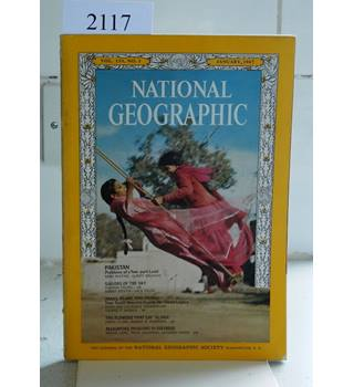National Geographic Vol 131. No 1 January 1967
