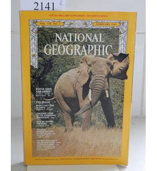National Geographic Vol 135 No 2    February 1969