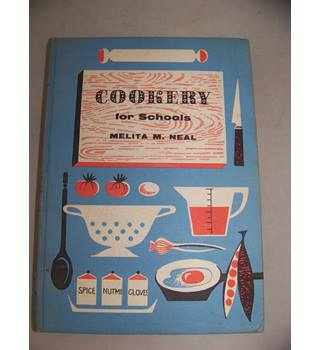 Cookery For Schools