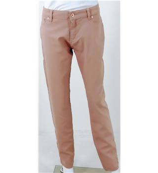 "Ted Baker Size 32"" Ballerina Pink Jeans"