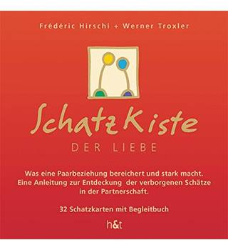 SchatzKiste der Liebe - A Guide For Couples To Strengthen Relationships - German