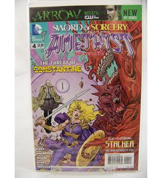 Sword of Sorcery Featuring Amethyst #4