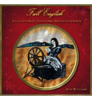 Full English - A Collection of Traditional British Folk Songs CD V/A