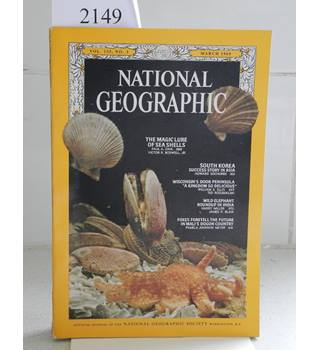 National Geographic Vol 135 No. 3  March 1969