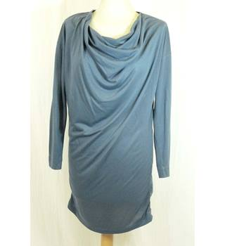 Turquoise Loose Fit Long Top from Sandwich in a Medium size
