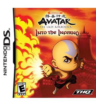 Avatar: The Last Airbender Into the Inferno / Game