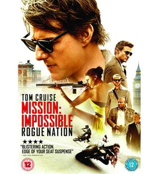 MISSION IMPOSSIBLE - ROGUE NATION 12