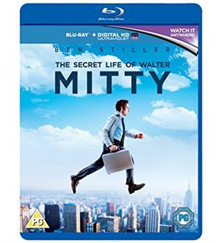 The Secret Life Of Walter Mitty [Blu-ray] PG