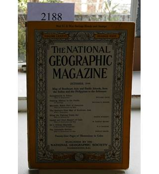 National Geographic Volume 87. No 4. October 1944