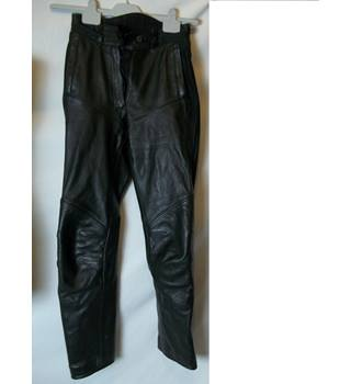 "hein Gericke - Size: 32"" - Black - Motorcycle trousers"