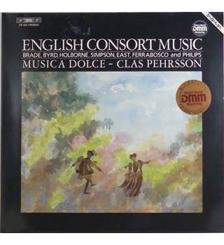 English Consort Music - Musica Dolce – Clas Pehrsson - LP-305
