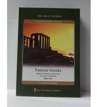 The Great Courses: Famous Greeks