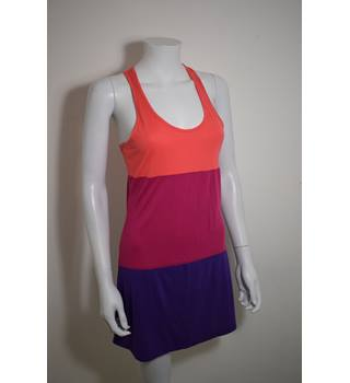George Small Colourful Vest Top George - Size: S - Multi-coloured - Sleeveless top