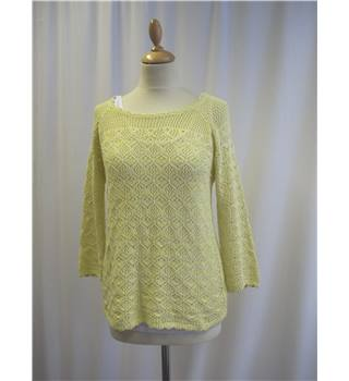 Fat Face - Size: 12 - Yellow - Sweater