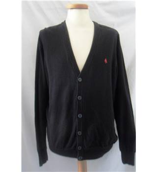 St George by Duffer - Size: M - Black - Cardigan