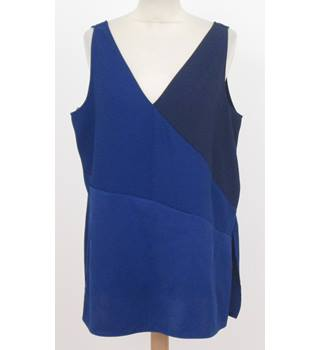 NWOT - M&S Marks & Spencer - Size: 14 - Blue - Sleeveless top