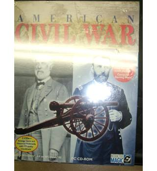 American Civil War- From Sumter to Appomattox- Brand new  unopened
