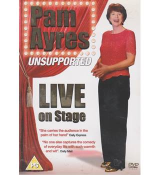 Pam Ayres  UNSUPPORTED