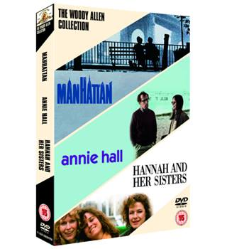 ANNIE HALL/MANHATTAN/HANNAH AND HER SISTERS 15