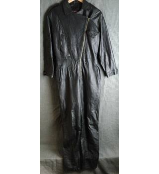 Vintage Gavin Brown - Size: 10 - Black - Jumpsuit