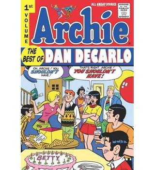 Archie. The best of Dan DeCarlo