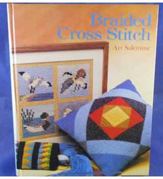 Braided cross stitch