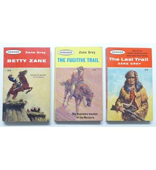 Zane Grey - 3 Titles