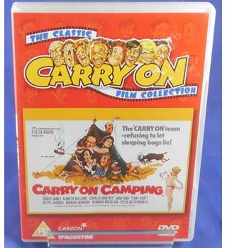 CARRY ON CAMPING PG