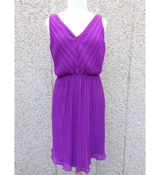 Purple evening dress Sophie Gray for BHS - Size: 12 - Purple - Evening dress