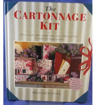 The cartonnage kit