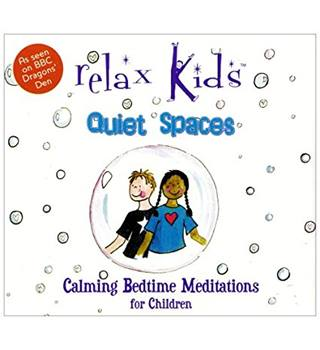 QUIET SPACES CALMING BEDTIME