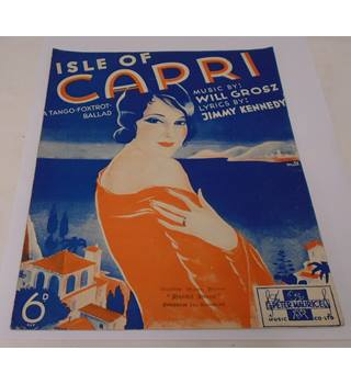 Seller Image Isle of Capri  (Suitable For Framing)