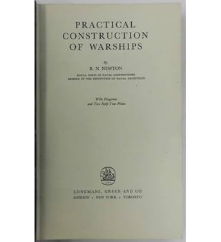 Practical Construction of Warships