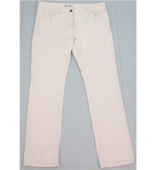 Boden size 14 white jeans