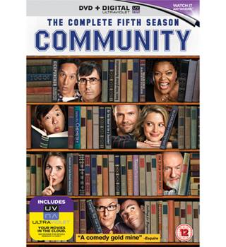 COMMUNITY THE COMPLETE FIFTH SEASON 12