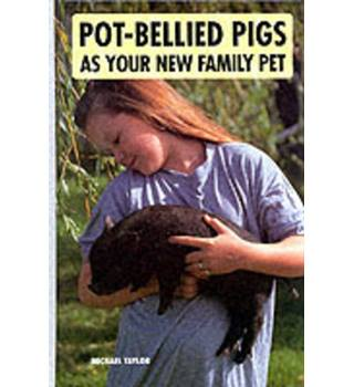 Pot-bellied pigs as a family pet