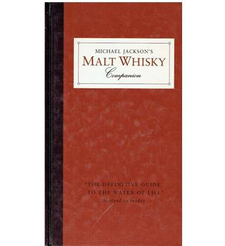 Michael Jackson's malt whisky companion