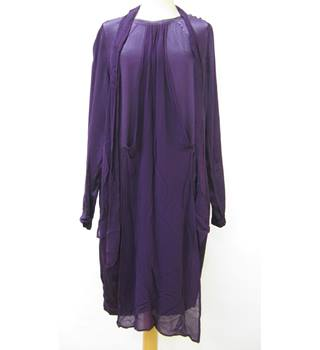 BNWT Womens Gost Dress in Purple - Size: M