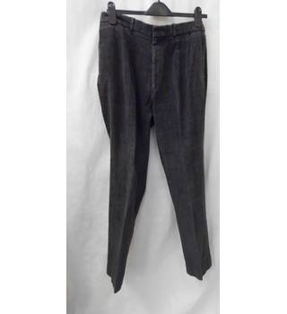 "Berkertex - Size: 34"" - Grey - Trousers"