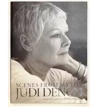 Judi Dench : Scenes From my Life [Signed Edition]