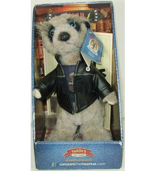 Vassily - Compare the Meerkat Official Plush Toy
