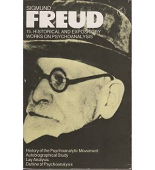 Historical and expository works on psychoanalysis