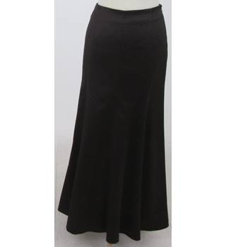 Coast - Size: 10 - Dark Brown with sheen - Long skirt trumpet style