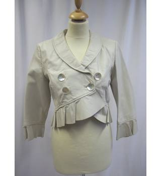 Red Rock - Size: 14 - Cream / ivory - Jacket