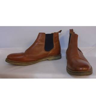 Limited Edition - Size: 11 - Men's - Brown - Chelsea / Ankle boots