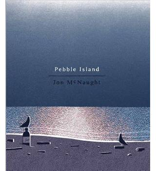 Pebble Island Graphic Novel by Jon McNaught