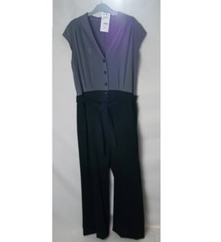 Women's Jumpsuit M&S Marks & Spencer - Size: 16 - Black - Jumpsuit