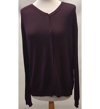 Dorothy Perkins size 16 purple jumper