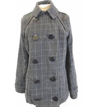 Fishbone - Size: 10 - Grey - Casual jacket / coat